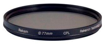 Набор светофильтров Rekam Starter Kit UV+CPL+FLD 77 мм
