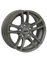 Колесный диск Alutec X 10 7/17 5*120 ET50 DIA72.6 Racing Black - фото 1