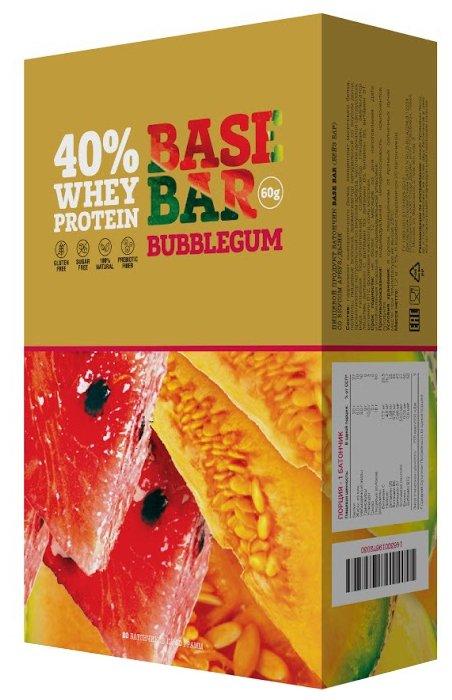 Base Bar протеиновый батончик 20 шт.
