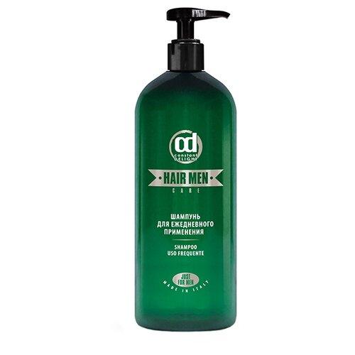 Constant Delight шампунь Hair Men для ежедневного применения 1000 мл с дозаторомШампуни<br>