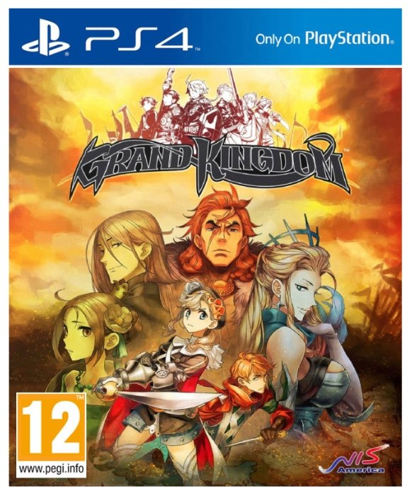 NIS America Grand Kingdom