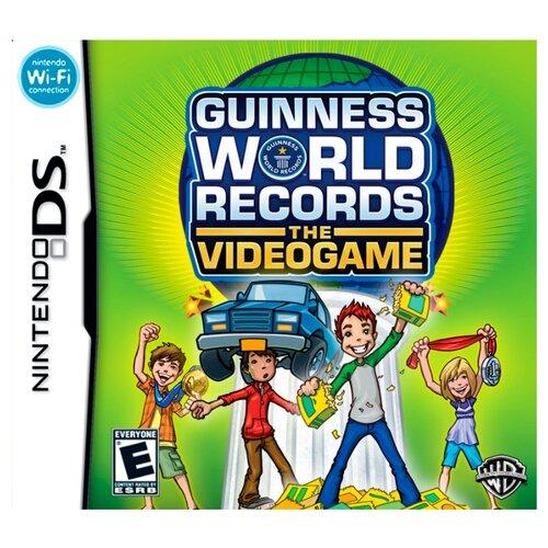 Игра для Nintendo DS Guinness World Records: The Videogame