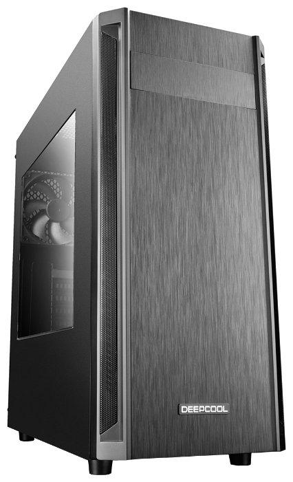 Deepcool Компьютерный корпус Deepcool D-Shield V2 Black