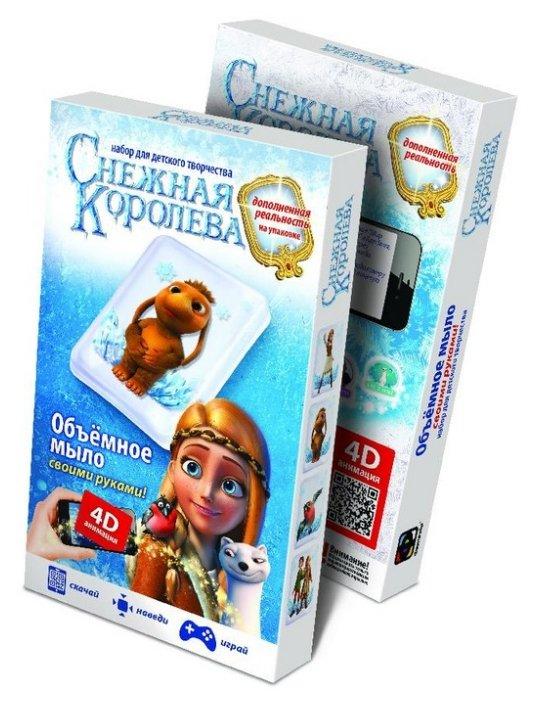 Фантазёр Мыло Снежная королева Тролль (403102)