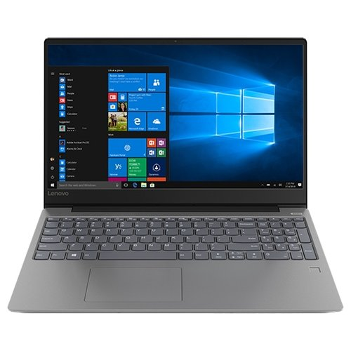 "Ноутбук Lenovo Ideapad 330S-15AST (AMD A6 9225 2600 MHz/15.6""/1366x768/4GB/256GB SSD/DVD нет/AMD Radeon R4/Wi-Fi/Bluetooth/Windows 10 Home) 81F9002HRU Platinum Grey"