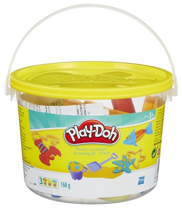 Масса для лепки Play-Doh Тематический игровой набор в ведерке (23414) в ассортименте