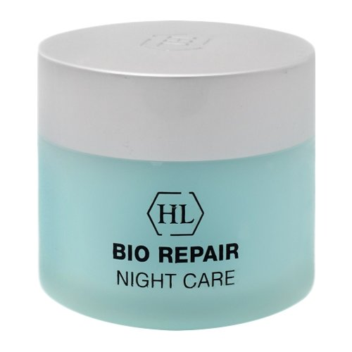 Holy Land Bio Repair Night Care Ночной крем для лица, шеи и области декольте, 50 мл holy land perfect time deep acting night cream ночной крем 250 мл