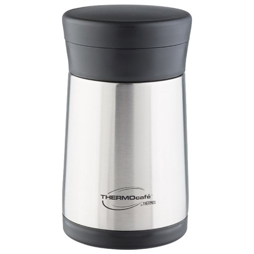 Классический термос Thermos ThermoCafe XC05-BK (0,5 л) стальнойТермосы и термокружки<br>