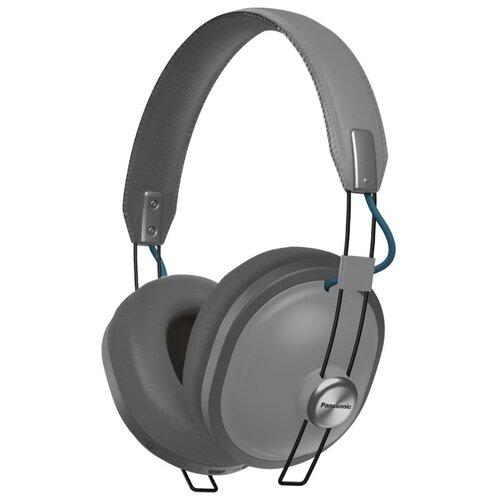 Беспроводные наушники Panasonic RP-HTX80BGC, grey беспроводные наушники panasonic rp htx20 black