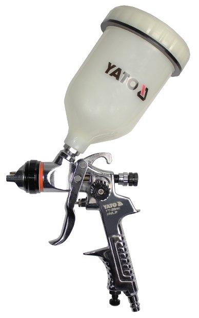 Краскопульт пневматический YATO YT-2341