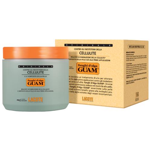Guam маска Fanghi Dalga для тела антицеллюлитная с разогревающим эффектом 400 мл 500 г