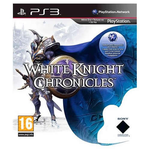 Игра для PlayStation 3 White Knight Chronicles