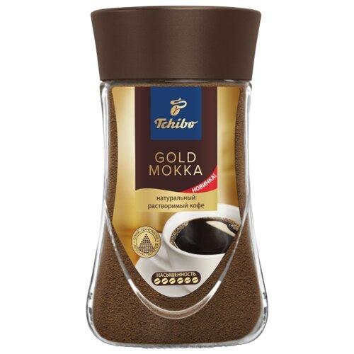 Кофе растворимый Tchibo Gold Mokka, стеклянная банка, 95 г кожаный ремень tchibo