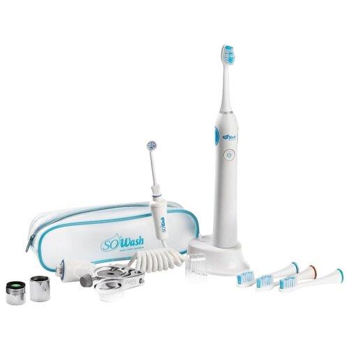 Зубной центр SoWash Sonic Combo, белый