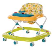 Ходунки Baby Care Flip желтый