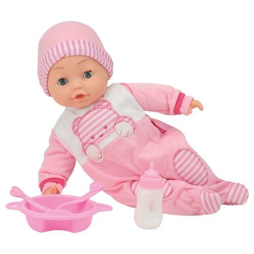 Купить Пупс Dimian Bambolina Camelia (звук), 40 см, BD1392RU, Куклы и пупсы