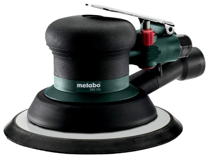 Эксцентриковая пневмошлифмашина Metabo DSX 150