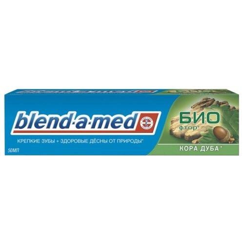 Зубная паста Blend-a-med БИО фтор Кора дуба 50 млЗубная паста<br>
