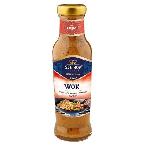 Соус Sen Soy Wok для для обжаривания лапши, 310 г соус biomeals dieta sauce тысяча островов 310 г