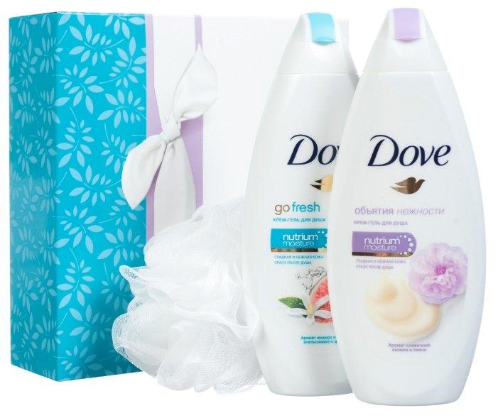 Набор Dove Коллекция Моменты наслаждения