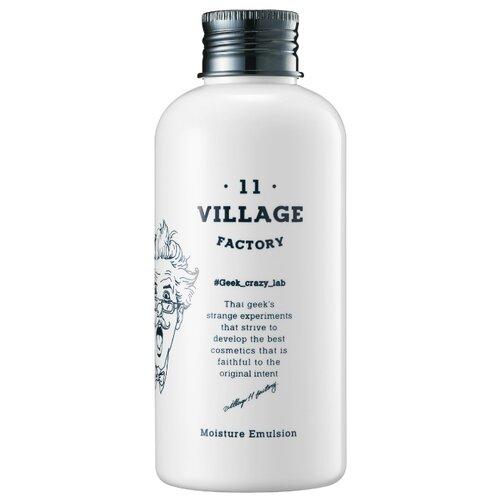 Village 11 Factory Moisture Emulsion Эмульсия увлажняющая для лица, 120 мл