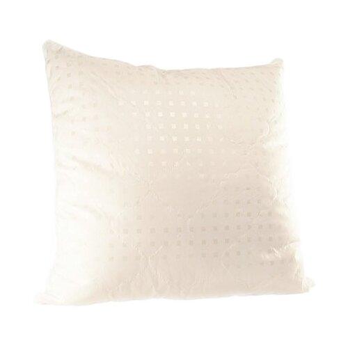 Подушка Good Night Искусственный лебяжий пух/тик 70 х 70 см белый подушка для кормящих smart textile мамина радость с наволочкой наполнитель искуственный лебяжий пух 66 х 34 х 36 см