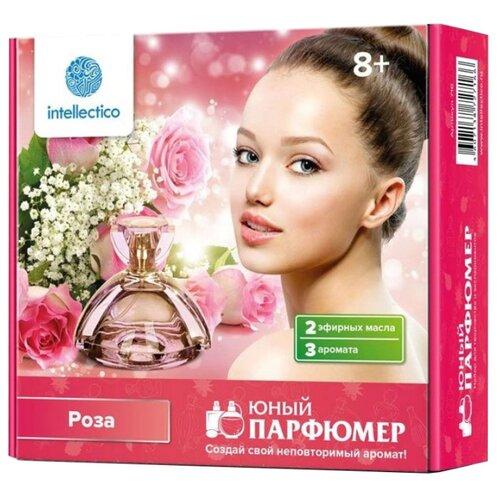 Intellectico Юный парфюмер. Набор мини Роза (716) каррас набор юный парфюмер мини famous