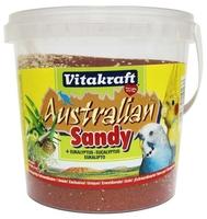 Добавка в корм Vitakraft Для австралийских попугаев песок 2000 г