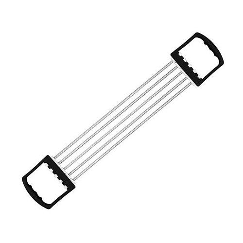 Эспандер грудной Lite Weights RJ0308A 63 см черный/белый