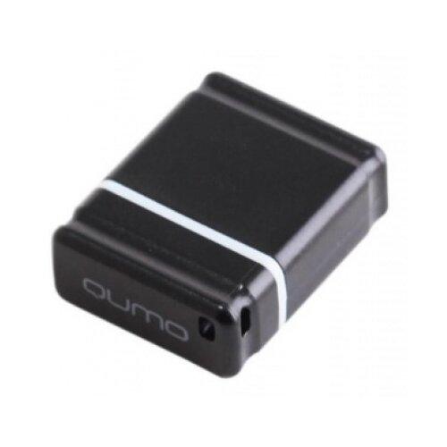 Фото - Флешка Qumo nanoDrive 8 GB, черный флешка qumo speedster 32 gb черный