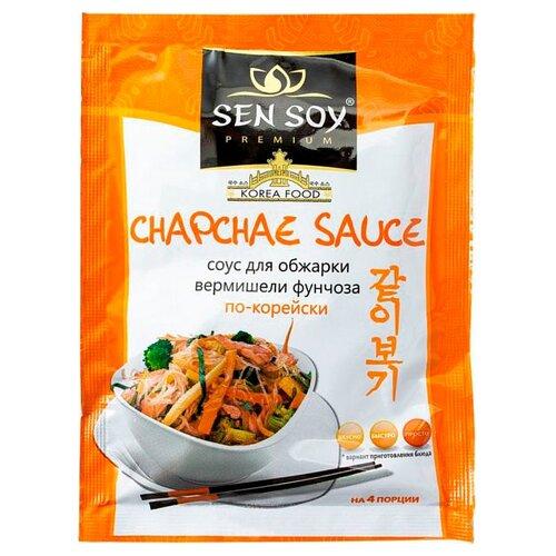 Фото - Соус Sen Soy Chapchae, 80 г sen soy лапша пшеничная udon с соусом teryaki и кунжутом 275 г