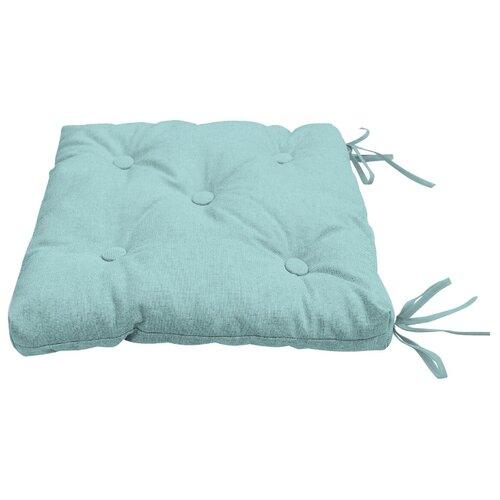 Подушка на стул Kauffort Нosta, 40 х 40 см (121050) голубой подушка на стул altali рондо 41 х 41 см