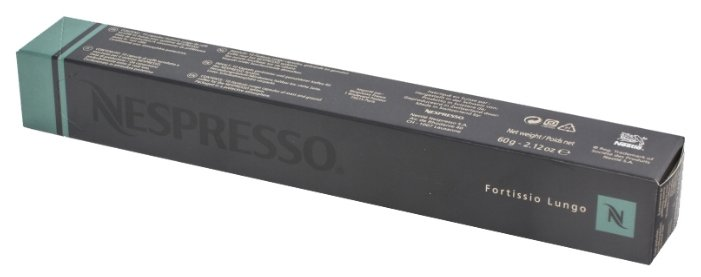 Кофе в капсулах Nespresso Fortissio Lungo (10 шт.)