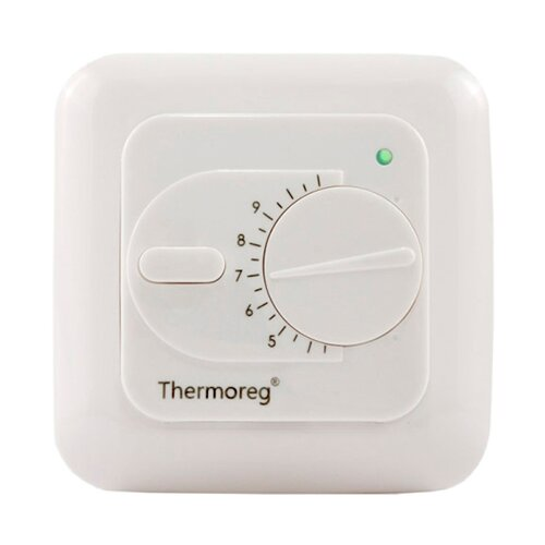 Терморегулятор Thermo Thermoreg TI-200 полярный белый терморегулятор stout ti n
