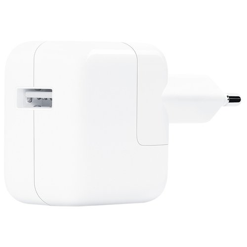 Сетевая зарядка Apple MD836ZM/A белыйЗарядные устройства и адаптеры<br>