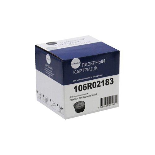 Фото - Картридж Net Product N-106R02183, совместимый картридж net product n ce401a совместимый