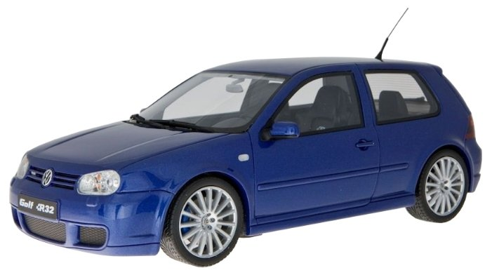 Легковой автомобиль Maisto Volkswagen Golf R32 (31290) 1:24