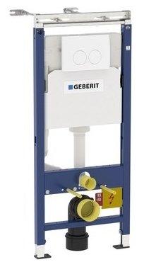 Рамная инсталляция GEBERIT Duofix 458.122.11.1 UP100