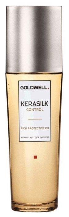 Goldwell KERASILK CONTROL Защитное масло для волос