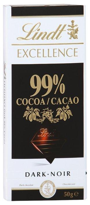 Шоколад Lindt Excellence горький 99% какао