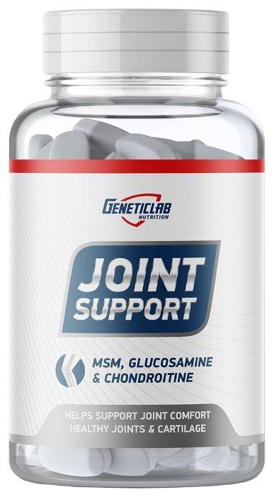 Препарат для укрепления связок и суставов Geneticlab Nutrition Joint Support 90 капс.