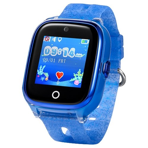 Купить Часы Smart Baby Watch KT01 синий