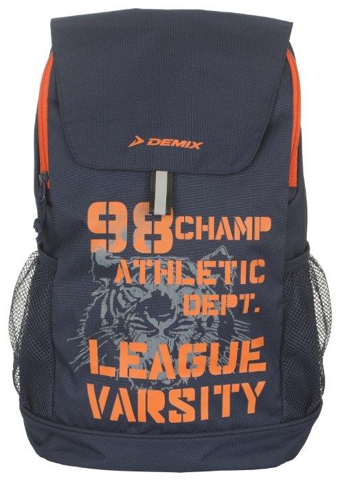 ea7af41a15da купить рюкзак Demix S17ader2z4 15 в минске с доставкой из интернет