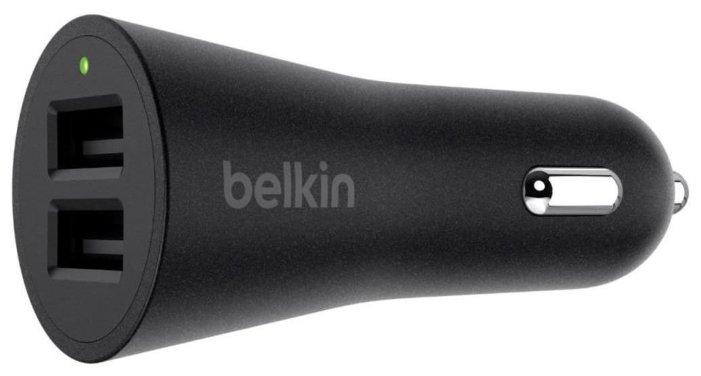 Автомобильная зарядка Belkin F8M930btBLK