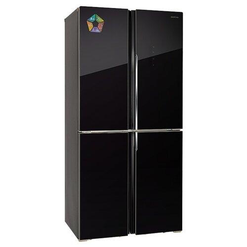 Холодильник HIBERG RFQ-490DX NFGB