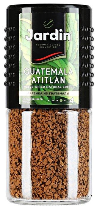 Кофе растворимый Jardin Guatemala Atitlan, стеклянная банка
