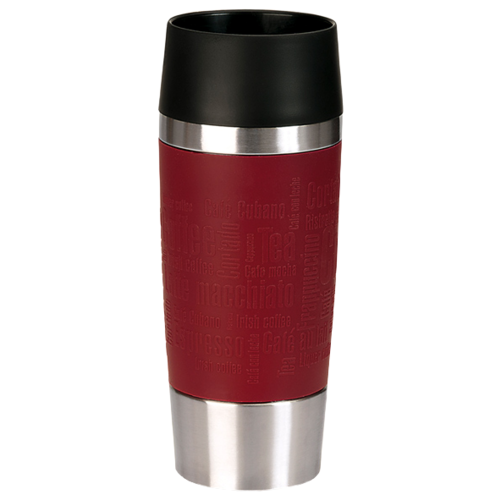 цена на Термокружка EMSA Travel Mug (0,36 л) красный