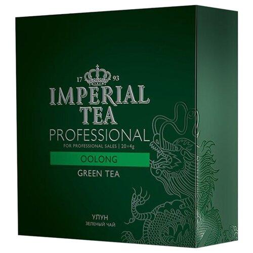 Чай улун Императорский чай Professional Oolong в пакетиках для чайника, 20 шт. чай улун императорский чай collection china oolong 120 г