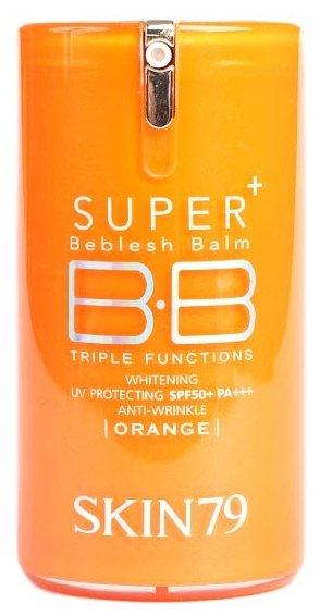 Skin79 BB крем Vital Orange Triple Functions Super Plus SPF 50, 40 г