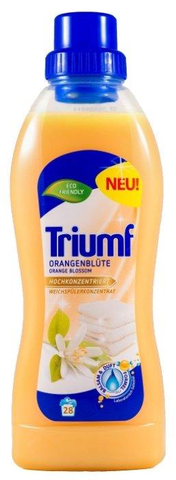 Концентрированный ополаскиватель для белья Цветы апельсина Triumf